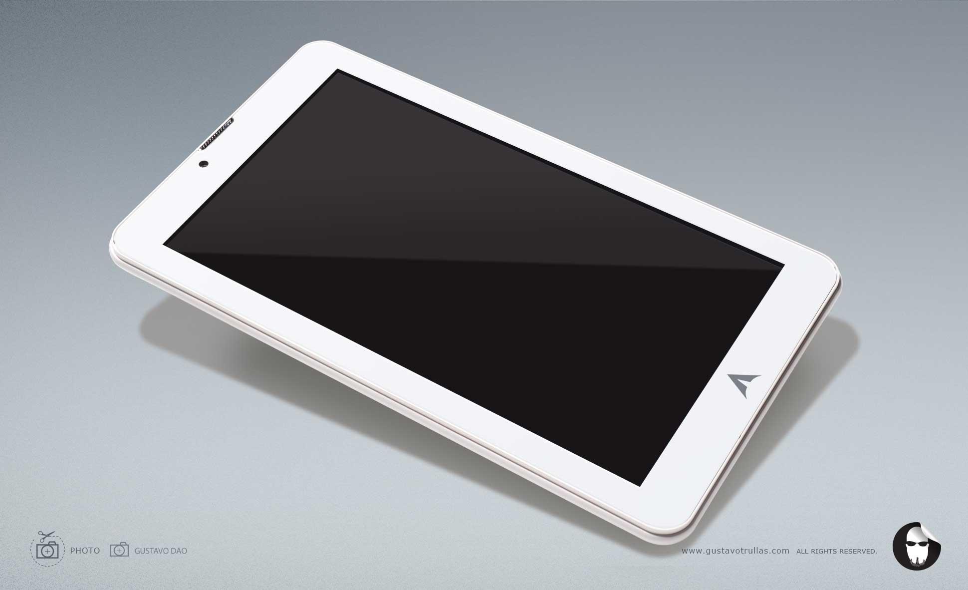 iPad Smartphone Tablet | Gustavo Trullas
